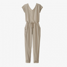 Women's Organic Cotton Roaming Jumpsuit by Patagonia in Dillon CO