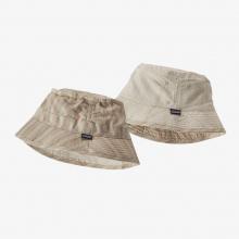 Reversible Island Hemp Bucket Hat