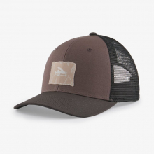 Fly the Flag Label Trucker Hat by Patagonia