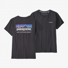 Women's P-6 Mission Organic T-Shirt by Patagonia in Dillon CO