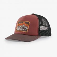 Women's Ridge Rise Stripe Interstate Hat by Patagonia in Blacksburg VA