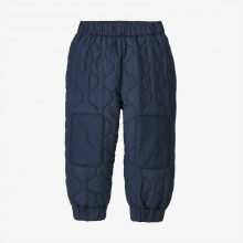 Baby Quilted Puff Joggers by Patagonia