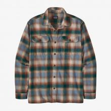 Men's L/S Organic Cotton MW Fjord Flannel Shirt