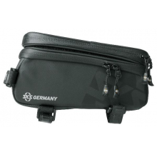 Explorer Smart Top Tube Mount Bag With Cell Phone Holder