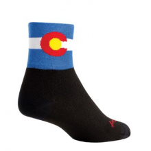 Colorado Flag 2 by SockGuy