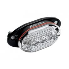 LED Basket Front Bike Light by Electra