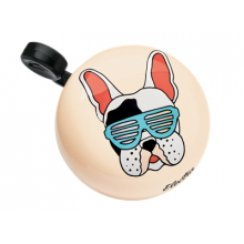 Frenchie Domed Ringer Bike Bell by Electra