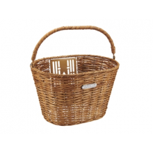 Rattan Quick Release Basket by Electra