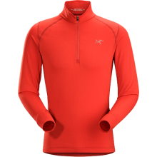 Thetis Zip Neck Men's by Arc'teryx