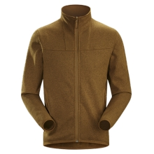 Covert Cardigan Men's by Arc'teryx in Golden Co
