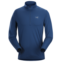 Ether Zip Neck LS Men's by Arc'teryx in West Palm Beach Fl