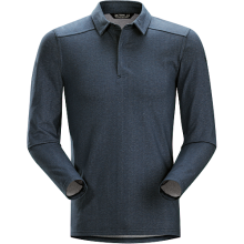 Captive LS Polo Men's by Arc'teryx