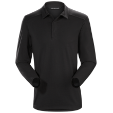 Captive LS Polo Men's by Arc'teryx in Redding Ca