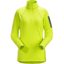 Rho LT Zip Neck Women's by Arc'teryx