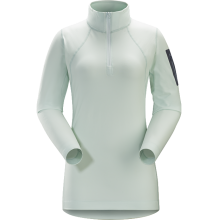 Rho LT Zip Neck Women's by Arc'teryx in Fort Mcmurray Ab