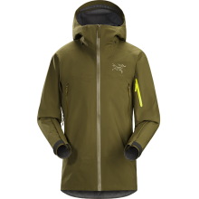Sabre Jacket Men's by Arc'teryx in Golden Co
