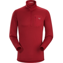 Rho AR Zip Neck Men's by Arc'teryx