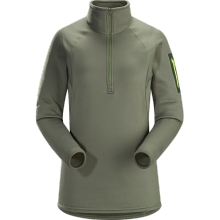 Rho AR Zip Neck Women's by Arc'teryx