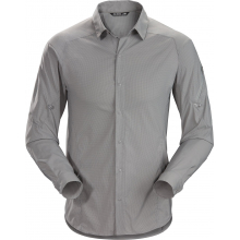 Elaho LS Shirt Men's by Arc'teryx in New Denver Bc