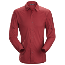 Elaho LS Shirt Men's by Arc'teryx in Huntsville Al