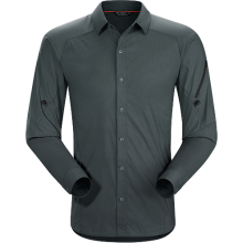 Elaho LS Shirt Men's by Arc'teryx in Salmon Arm Bc