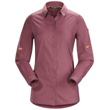 Fernie LS Shirt Women's by Arc'teryx in Miami Fl