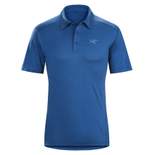 Pelion Polo Men's by Arc'teryx in Canmore Ab