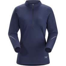 Ensa Zip Neck LS Women's by Arc'teryx in Miami Fl