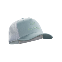 Logo Trucker Hat by Arc'teryx in Courtenay Bc