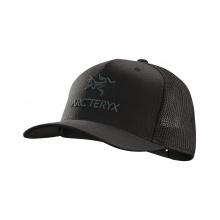 Logo Trucker Hat by Arc'teryx in Salmon Arm Bc
