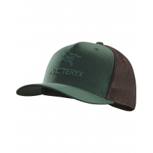 Logo Trucker Hat by Arc'teryx in Canmore Ab