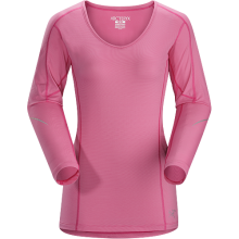 Motus Crew LS Women's by Arc'teryx in West Palm Beach Fl