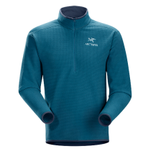 Delta AR Zip Neck Men's by Arc'teryx in Charlotte Nc