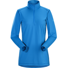 Phase SL Zip Neck LS Women's by Arc'teryx