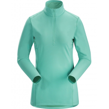 Phase AR Zip Neck LS Women's by Arc'teryx