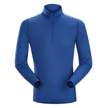 Phase SL Zip Neck LS Men's by Arc'teryx