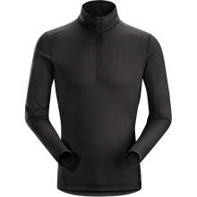 Phase SL Zip Neck LS Men's by Arc'teryx in Boulder CO