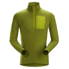 Satoro AR Zip Neck LS Men's by Arc'teryx