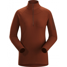 Satoro AR Zip Neck LS Women's by Arc'teryx