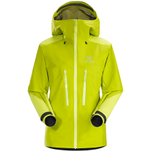 Alpha AR Jacket Women's by Arc'teryx in Canmore Ab
