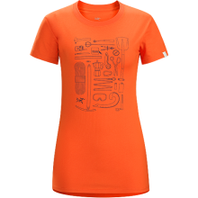 Tools Rule SS T-shirt Women's by Arc'teryx