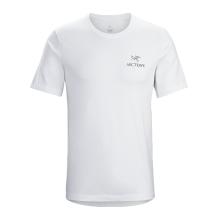 Emblem SS T-Shirt Men's by Arc'teryx in Seward Ak