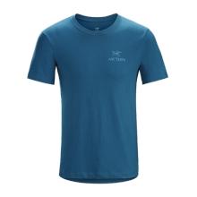 Emblem SS T-Shirt Men's by Arc'teryx
