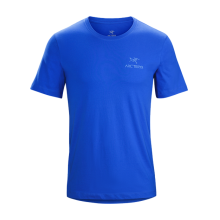 Emblem SS T-Shirt Men's by Arc'teryx in Birmingham Al