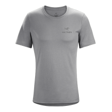 Emblem SS T-Shirt Men's by Arc'teryx in Salmon Arm Bc
