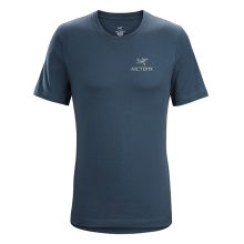 Emblem SS T-Shirt Men's by Arc'teryx in Boise Id
