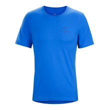 Emblem SS T-Shirt Men's by Arc'teryx in Glenwood Springs CO