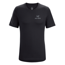 Emblem SS T-Shirt Men's by Arc'teryx in Vernon Bc