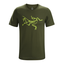 Archaeopteryx SS T-Shirt Men's by Arc'teryx in Red Deer Ab
