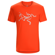 Archaeopteryx SS T-Shirt Men's by Arc'teryx in Park City Ut